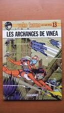 YOKO TSUNO T. 13 : LES ARCHANGES DE VINEA- E.O. -1983- ROGER LELOUP - DUPUIS