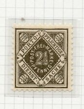 Wurttemberg 1916 August Early Issue Fine Mint Hinged 2.5pf. 291475