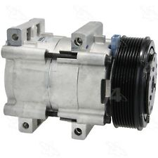 For Ford F-250 F-350 F-450 Super Duty A/C Compressor Four Seasons 58161