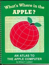 WHAT'S WHERE IN THE APPLE (1981). 84-Page Softback Book. Free Post