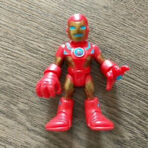 "Iron Man Imaginext Figure Iron-man 2.5"""