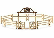 Schleich Horse Club 42434 Paddock With Gate and
