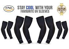 Uv Premium Protection Cooling Sports Arm Sleeves I Unisex I Sun Block Uv Skin