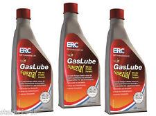 3 STÜCK ERC GAS LUBE SPEZIAL 1 LITER PREMIUM LPG ADDITIV GAS ZUSATZ AUTO GASLUBE