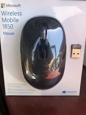 Microsoft 1850 (U7Z00001) Wireless Mobile Mouse