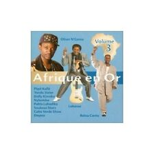 Afrique En Or, Vol. 3 by Various Artists (CD, Feb-2000, Lusafrica)