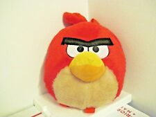 "Angry Birds Red Plush Backpack 13"" Rovio"
