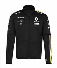 Sale! Renault F1 Team Mens Fanwear Softshell Jacket Official Merchandise S-XXL