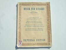 Gitarren-Duos aus Shakespeares Zeit, Herausg. K. Scheit, antiquarisch, UE 16711