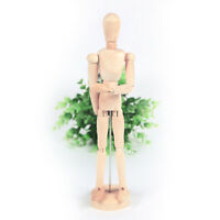 Wooden Manikin Suitable for Artists Model Photography Prop Desk Toy