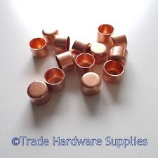 15mm Copper End Feed Stop End Cap Fittings