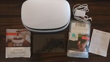 New listing Prince Lionheart Compact Wipes Warmer White/Gray Fashion Haven
