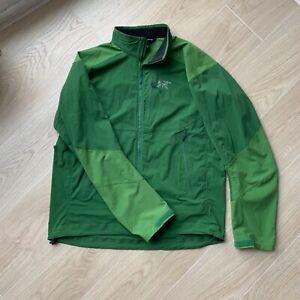 Arcteryx Gamma SL Hybrid Jacket Mens Jacket Green Activewear  Outdoor Size XL