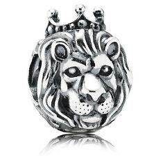 Original PANDORA Silber Element Charm Bead 791377 Charm König der Tiere