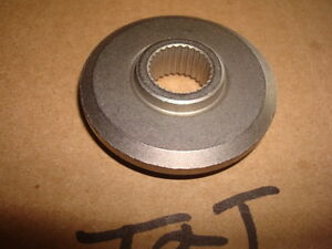 replaces 690411 Blade Adapter Splined  for  Murray Spindle Round hole  (65204