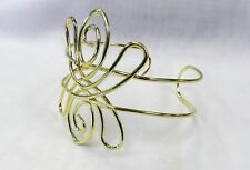 Gold Plated Fashion Jewelry Upper Arm Cuff Armlet Arm Bangle Bracelet New