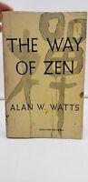Alan Watts, The Way of Zen. 1957 Vintage Books V-298 Edition. Nice!
