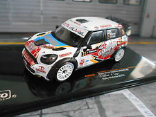 BMW MINI Cooper John Works Rallye Wallonie 2013 #3 Duval Gordon SPreis IXO 1:43
