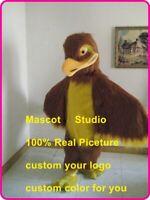 Eagle Mascot Hawk Falcon Mascot Costume Fancy Anime Cosplay Kit Mascotte Theme