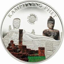 Palau 2016 Kamphaeng Phet 5 Dollars Silver Coin,Proof