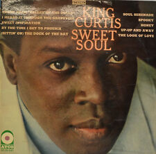 "ROI CURTIS - SWEET SOUL 1968 ATCO SD 33247 12"" LP (X 29)"