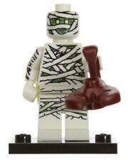 Series 3 Lego Minifigure Tennis Player Mini Figure