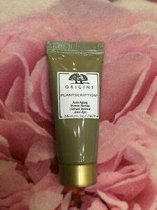 Origins Plantscription Anti Aging Power Serum 15 ml/.5 oz Travel Mini