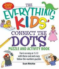 Connect the Dots Puzzle : Fun Is as Easy as 1-2-3 with These Cool and Crazy...
