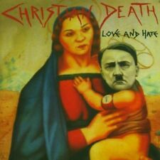 CHRISTIAN DEATH - LOVE AND HATE - CD SIGILLATO 2004