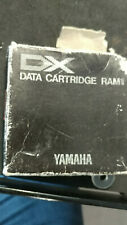 Yamaha DX7 Synthesizer Voice ROM Cartridge #4 Orchestral Percussive & Effects