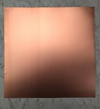 """12""""x12"""" Double-Sided Copper Clad PCB Circuit Board Mil-Spec .005 .5 oz"""