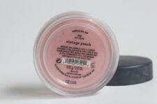 BARE ESCENTUALS bare Minerals Blush VINTAGE PEACH .85g Click Lock & Go Brand NEW