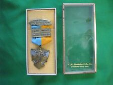 1962 West Chester Rifle and Pistol Club Iron Sights Shooting Awards / Medals