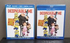 Despicable Me    (Blu-ray + DVD + Digital)  w/Slipcover    LIKE NEW