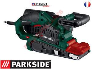 PARKSIDE® Ponceuse à bande PBSD 600 A1, 600W