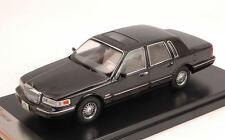 Lincoln Town Car 1996 Black 1:43 Model PREMIUMX