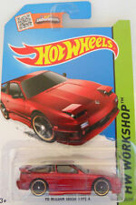 Hot Wheels First Editions Nissan Diecast Vehicles