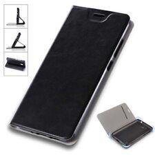 Clapet / Smart Cover noir pour Huawei P COQUE DE PROTECTION IPAD COUVERTURE