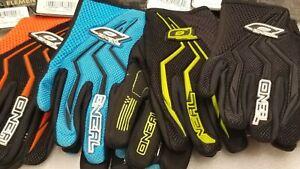 O'NEAL Kid's Gloves, Motocross, Racing, Skating, ATV, Quad, Motorbike gear, Bike