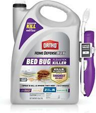 Bed Red Bug & Eggs Killer Solution Spray Kills Flea Fleas Tick Ticks & Bugs 1Gal