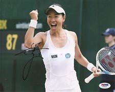 Kimiko Date-Krumm Japan Tennis Signed Auto 8x10 PHOTO PSA/DNA