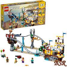 LEGO® Creator: 31084  Piraten-Achterbahn & 0.-€ Versand & NEU & OVP !