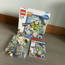 Lego Toy Story - Buzz Lightyear & Alien (7592) USED 100% Complete