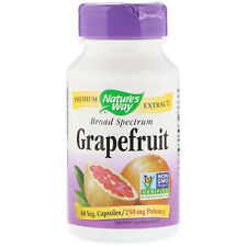 Grapefruit Seed Extract ( Citrus Paradisi ) 60 Veg Capsules Detoxification
