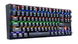 FlowTech Gaming Keyboard, Proprietary Anti Sweat Air System PC Gamer