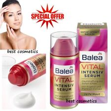 New Balea VITAL Intensive Serum Argan & Sunflower Oil Mature Skin Care 30ml