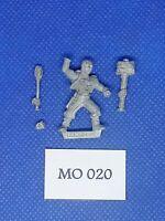 Warhammer Fantasy Games Whorkshop Mordheim - Kislevite Youngblood - MO20