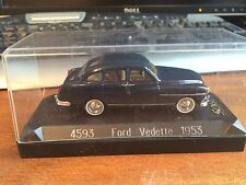 Solido Age D 'or 1/43 4593 Ford vadette 1953-Azul Oscuro