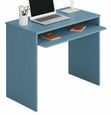 Habitdesign 002314P 90x79x54cm Mesa de Ordenador - Azul
