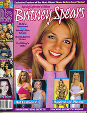 BRITNEY SPEARS Life Story Magazine 6/00 100 PGS COLLECTOR'S EDITION